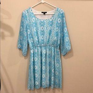 Women's dress, size 1X